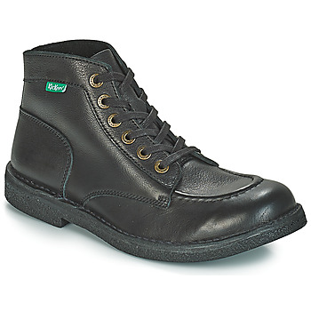 Shoes Men Mid boots Kickers KICKSTONER Black