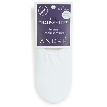 Accessorie Women Socks André TATIANA White