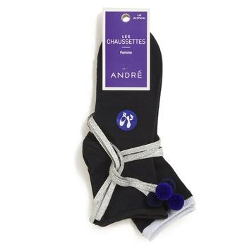 Accessorie Women Socks André DANSE Marine