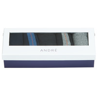 Accessorie Men Socks André MATHEW Multicoloured