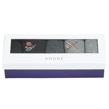 Accessorie Men Socks André MICHA Multicoloured