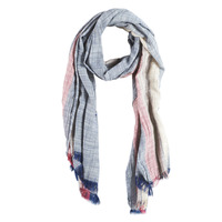 Accessorie Men Scarves André FADO Blue