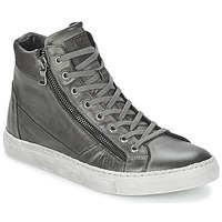 Shoes Men High top trainers Redskins NERINO Anthracite