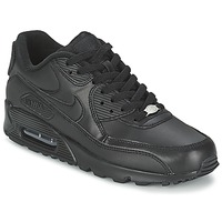 Shoes Men Low top trainers Nike AIR MAX 90 Black