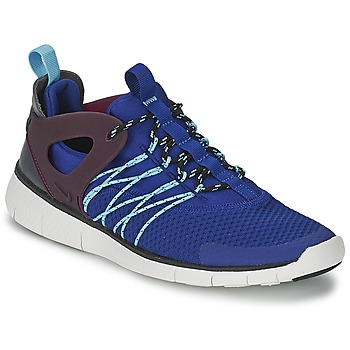 Shoes Women Low top trainers Nike FREE VIRTUS Blue