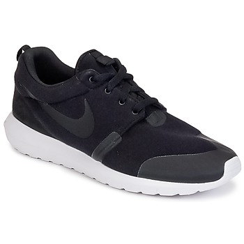 Shoes Men Low top trainers Nike ROSHE RUN Black