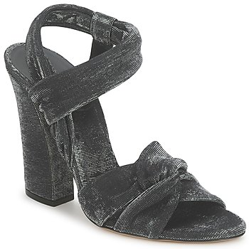 Shoes Women Sandals Casadei 1166N122 Black