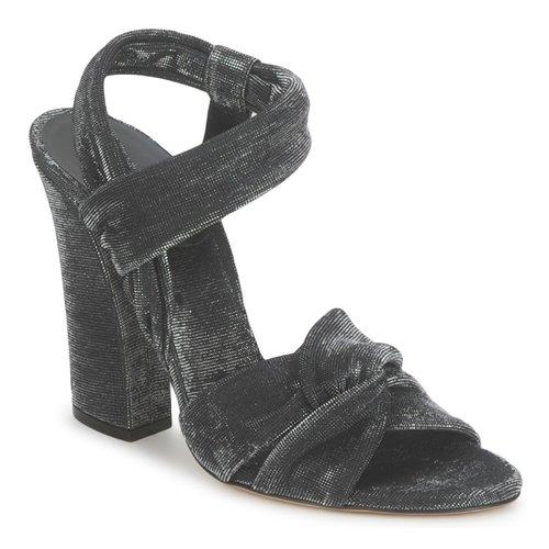 Shoes Women Sandals Casadei 1166N122 Black