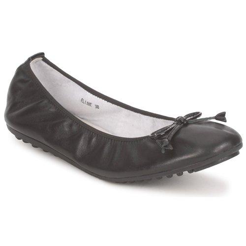Shoes Women Ballerinas Mac Douglas ELIANE Black
