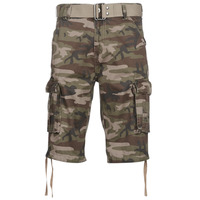 material Men Shorts / Bermudas Schott TR RANGER Camo