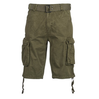 material Men Shorts / Bermudas Schott TR RANGER Kaki