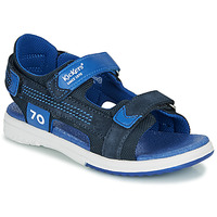 Shoes Boy Sandals Kickers PLANE Marine