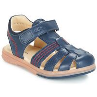 Shoes Boy Sandals Kickers PLATINIUM Marine