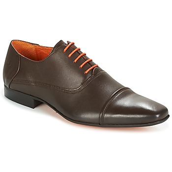 Shoes Men Brogue shoes Carlington RIOCHI Brown