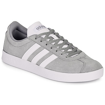 Shoes Men Low top trainers adidas Originals VLCOURT GRIS HO Grey