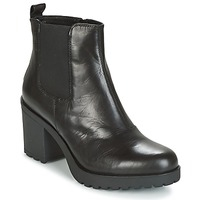 Shoes Women Ankle boots Vagabond GRACE a. Black