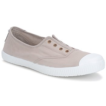 Shoes Women Low top trainers Victoria 6623 Beige