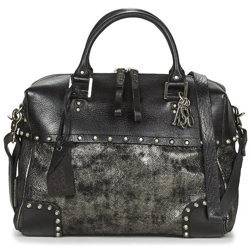 Bags Women Handbags Airstep / A.S.98 LYDIO Black
