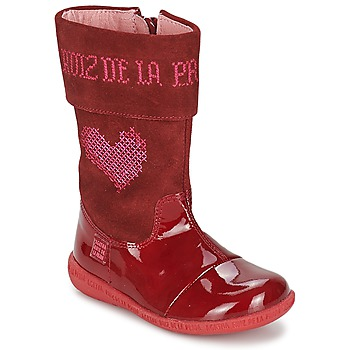 Boots Agatha Ruiz de la Prada DAFNE Red 350x350