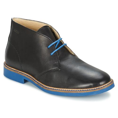 Ankle boots / Boots Aigle DIXON MID 3 Black 350x350