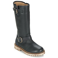 Shoes Girl Boots Garvalin GALERA Black