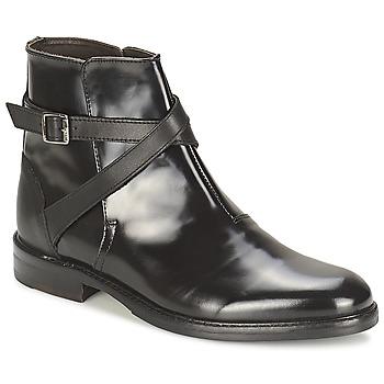 Shoes Women Mid boots Hudson IRVINE Black