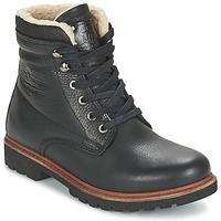 Shoes Men Mid boots Panama Jack PANAMA Black