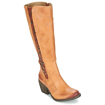 Shoes Women Boots Dkode LEANNE COGNAC