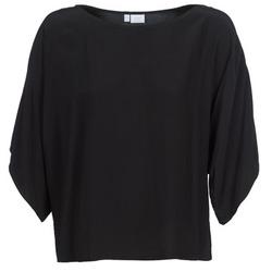 material Women Blouses Alba Moda 202586 Black
