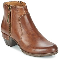 Shoes Women Low boots Pikolinos ROTTERDAM MILI 902 Brown
