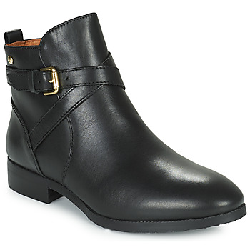 Shoes Women Mid boots Pikolinos ROYAL BO Black