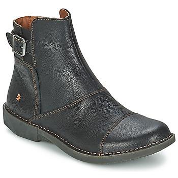Ankle boots / Boots Art BERGEN Black 350x350