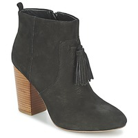 Shoes Women Ankle boots French Connection LINDS Black