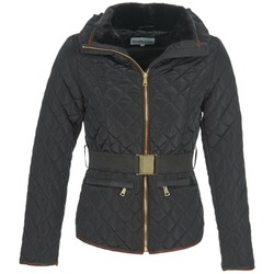 material Women Duffel coats Best Mountain AOUINETI Black