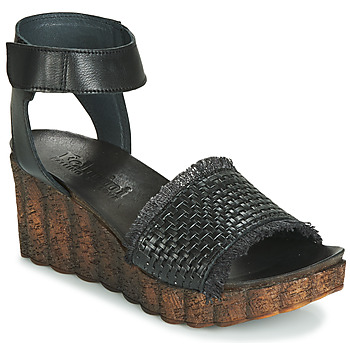 Shoes Women Sandals Felmini ENCANASTRACCIA Black