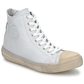 Shoes Children High top trainers Hip LOUGO Cream