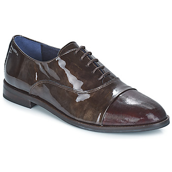 Shoes Women Derby shoes Dorking RAQUEL Brown