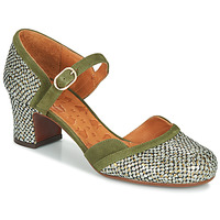 Shoes Women Sandals Chie Mihara TROMPETA Green