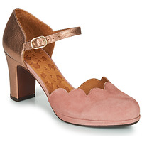 Shoes Women Court shoes Chie Mihara SELA Pink