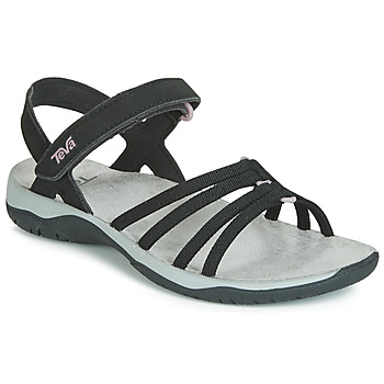 Shoes Women Sandals Teva ELZADA SANDAL WEB Black
