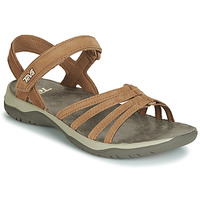Shoes Women Sandals Teva ELZADA SANDAL LEA Brown