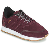 Shoes Children Low top trainers adidas Originals N-5923 C Bordeaux