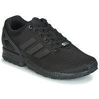 Shoes Men Low top trainers adidas Originals ZX FLUX Black