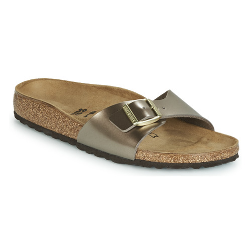 Shoes Women Mules Birkenstock MADRID Bronze