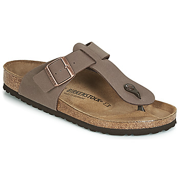 Shoes Men Flip flops Birkenstock MEDINA Brown
