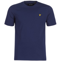 material Men short-sleeved t-shirts Lyle & Scott FAFARLIBE Marine