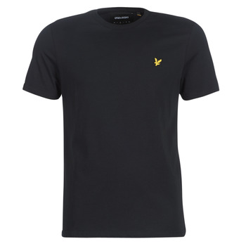 material Men short-sleeved t-shirts Lyle & Scott FAFARLIBE Black