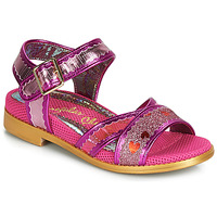 Shoes Women Sandals Irregular Choice ARMASTUS Pink