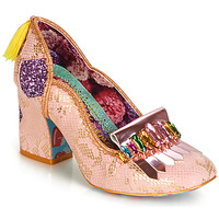 Shoes Women Court shoes Irregular Choice AMORGOS Pink