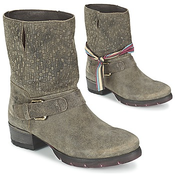 Shoes Women Mid boots Felmini RARSA Brown